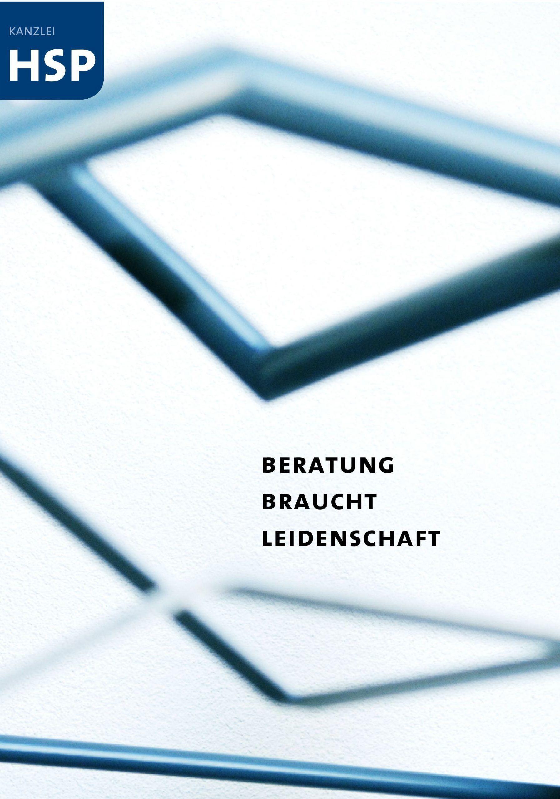 HSP Broschüre